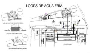 Autocad drawing is gives the Proposed Ice Room Area.Download this AutoCAD drawing file.