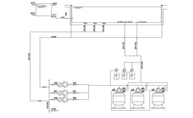 Electrical Installation Layout Plan Details For Hotel