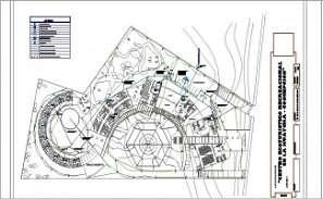 Light pole structure detail 2d view CAD block layout file