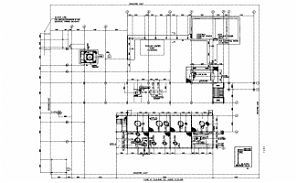 Schemtic Diagram of MRF Sorting Process and Flow design