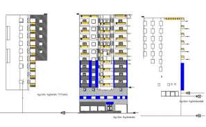 Nine floor of apartment given in 2D Autocad DWG drawing file.   Download the DWG Autocad file.
