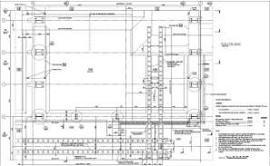 Pump shaft plumbing structure cad drawing details dwg file