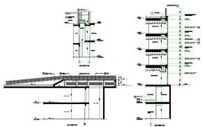 key plan of head quarters of wall sections given in this Autocad DWG drawing file.  Download the Autocad DWG drawing file.