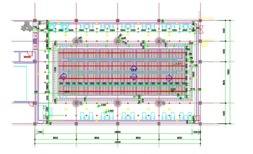 2d Cad Drawing Swimming Pool Designs And Plans Autocad File Cadbull