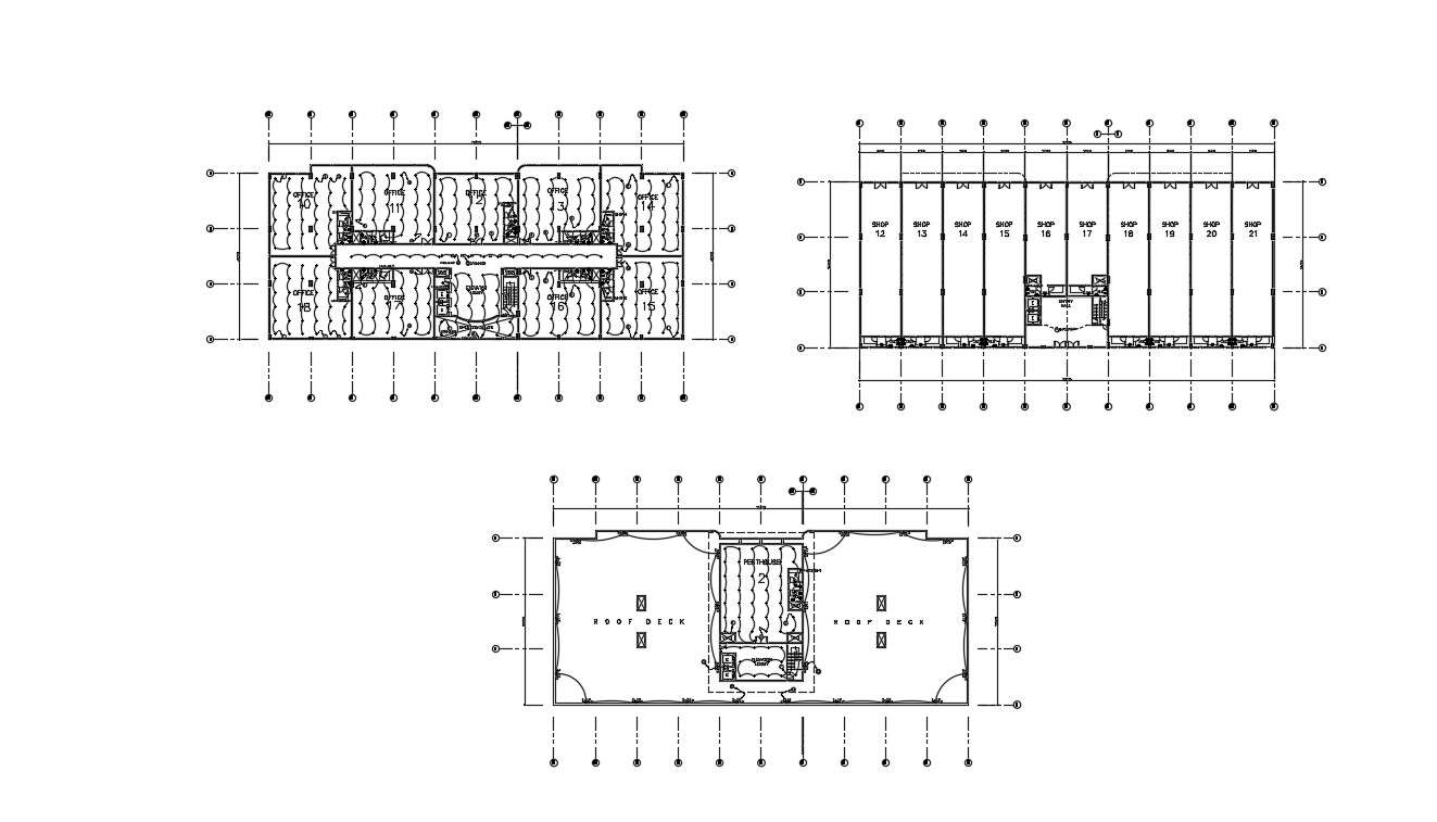 Architectural Electrical Plan