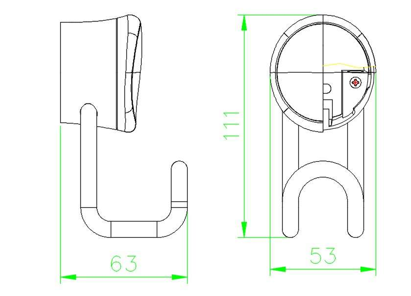 Bathroom Accessories Free CAD Blocks DWG File - Cadbull