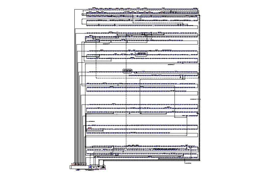 Circuit Diagram Design Autocad Drawing Download