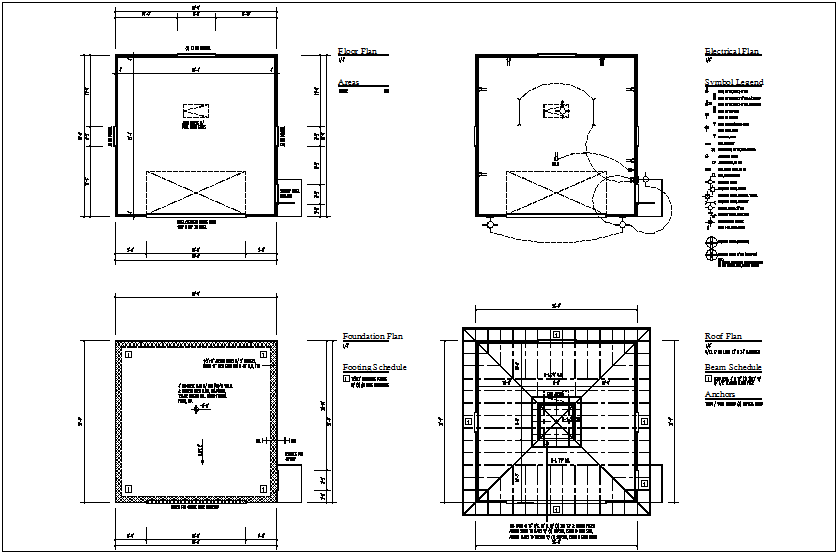 electrical view of floor plan view with electrical legend dwg file - cadbull  cadbull